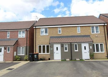 Thumbnail 3 bed semi-detached house for sale in Condor Drive, Leighton Buzzard