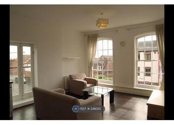 Thumbnail 2 bedroom flat to rent in Hull Marina, Hull