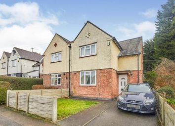 Thumbnail 2 bed semi-detached house for sale in Bedford Street, Derby, Derbyshire, .