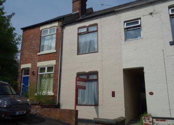 Thumbnail 3 bed terraced house for sale in Meersbrook Avenue, Meersbrook, Sheffield