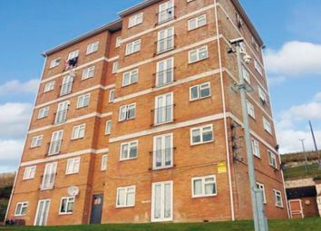 Thumbnail 2 bedroom flat for sale in Samuels Tower, Longhill Avenue, Chatham, Kent