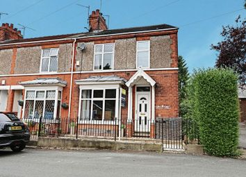 Thumbnail 3 bedroom end terrace house for sale in Potterill Lane, Sutton-On-Hull, Hull