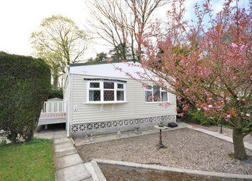 Thumbnail 2 bed mobile/park home for sale in Wood Green, Mowbreck Park, Wesham, Lancashire