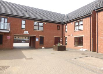 Thumbnail 2 bed flat for sale in Far End, St James, Northampton
