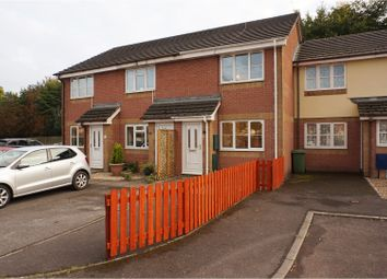 Thumbnail 2 bed terraced house for sale in Roman Villas, Shepton Mallet