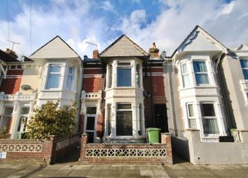 Thumbnail 3 bedroom terraced house to rent in Wadham Road, Portsmouth