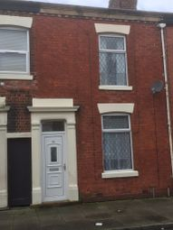 Thumbnail 2 bed terraced house to rent in Elliott Street, Preston