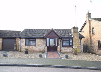 Thumbnail 3 bed detached bungalow for sale in Nene Close, Wellingborough