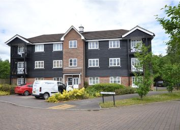 Thumbnail 2 bed flat for sale in Worldham House, Twyford Close, Elvetham Heath