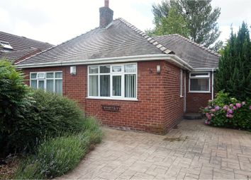 Thumbnail 3 bed detached bungalow for sale in Mayfield Avenue, Widnes
