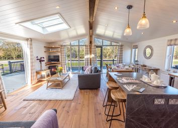 Thumbnail 3 bedroom lodge for sale in Larkfield Holiday Park Bredy Road, Burton Bradstock