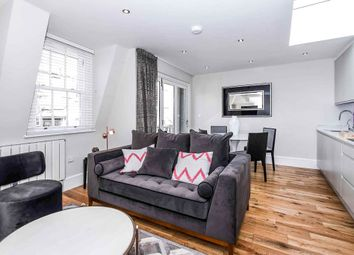 Thumbnail 1 bed flat for sale in Berners Place, Fitzrovia, London