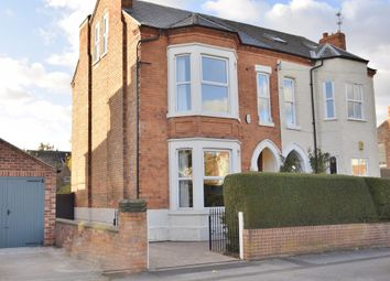 Thumbnail 5 bedroom semi-detached house for sale in William Road, West Bridgford