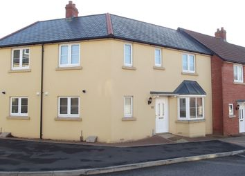 3 bed terraced house to rent in 38 Dukes Way, Axminster, Devon EX13