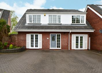 Thumbnail 4 bed detached house for sale in Pathlow Crescent, Shirley, Solihull