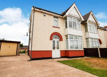 Thumbnail 3 bed semi-detached house for sale in Normanby Road, Scunthorpe