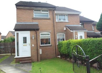 Thumbnail 2 bed end terrace house for sale in Hogarth Gardens, Glasgow, Lanarkshire