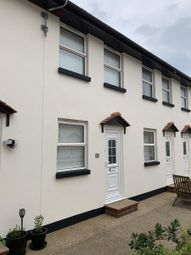 Thumbnail 2 bed terraced house to rent in West Cliff, Dawlish