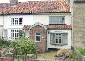 Thumbnail 3 bed cottage for sale in Bramfield Road, Wenhaston, Halesworth