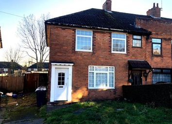 Thumbnail 2 bed semi-detached house for sale in Dormington Road, Birmingham, West Midlands