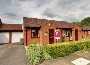 Thumbnail 2 bedroom semi-detached bungalow for sale in Bradegate Drive, Peterborough