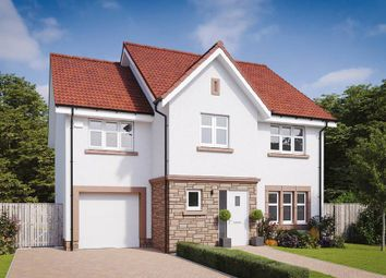 "Thumbnail 4 bed detached house for sale in ""The Bryce"" at Birdston Road, Milton Of Campsie, Glasgow"