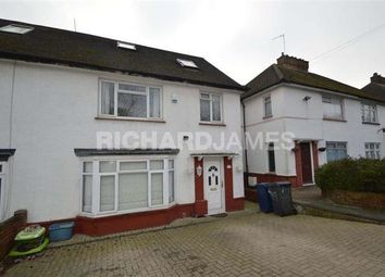 Thumbnail 4 bed property to rent in Wise Lane, London
