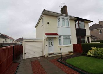 Thumbnail 2 bed semi-detached house for sale in Garrowhill Drive, Baillieston