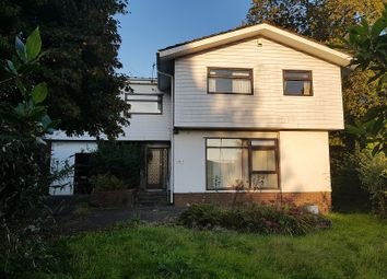 Thumbnail 4 bed detached house to rent in Birchgrove Road, Birchgrove, Swansea, City And County Of Swansea.