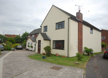 Thumbnail 5 bed detached house for sale in Menish Way, Chelmer Village, Chelmsford