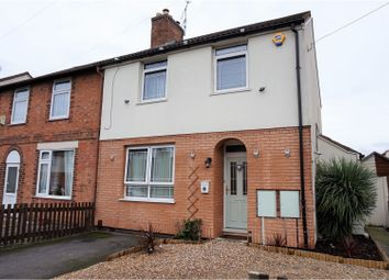 Thumbnail 3 bed semi-detached house for sale in Martival, Leicester