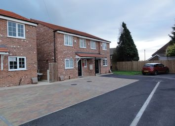 Thumbnail 3 bed town house for sale in Whinburn Mews, Thurnscoe, Rotherham