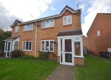 Thumbnail 3 bedroom semi-detached house to rent in Kentford Close, Northampton