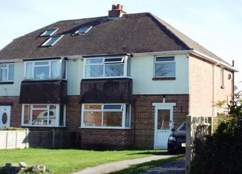 Thumbnail 3 bed semi-detached house to rent in West Street, Titchfield, Fareham