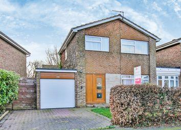 Thumbnail 3 bed link-detached house for sale in Wallington Road, Billingham
