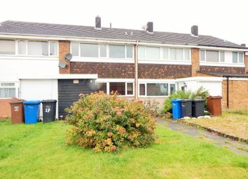 Thumbnail 3 bedroom terraced house to rent in Woodland Way, Burntwood