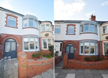Thumbnail 3 bed terraced house for sale in Orchard Avenue, Blackpool, Lancashire