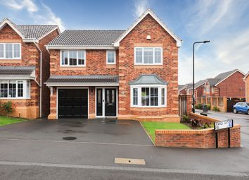 Thumbnail 6 bed detached house for sale in Grange Farm Rise, Aston, Sheffield