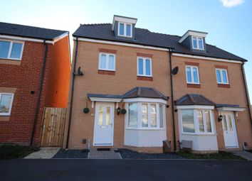 Thumbnail Semi-detached house for sale in Falcon Way, Bracknell