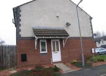 Thumbnail 1 bed link-detached house to rent in Scotby Gardens, Carlisle, Cumbria