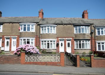 Thumbnail 2 bed terraced house for sale in Lax Terrace, Crook