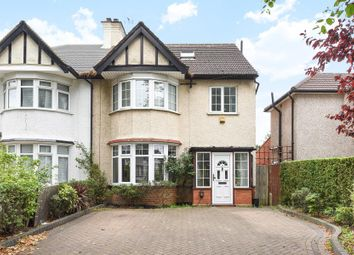 Thumbnail 4 bed property to rent in Headstone Lane, Harrow