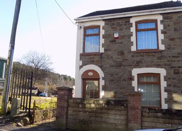 Thumbnail 3 bed terraced house for sale in Henwain Street South, Blaina