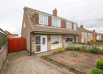 Thumbnail 3 bedroom semi-detached house for sale in Medlock Drive, Sheffield
