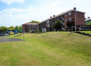 Thumbnail 1 bedroom flat for sale in Merridale Court, Wolverhampton