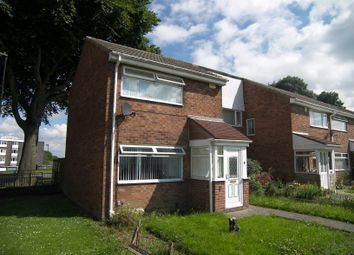 Thumbnail 3 bedroom terraced house for sale in Lothian Court, Newcastle Upon Tyne