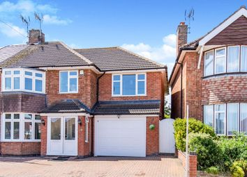 5 bed semi-detached house for sale in Chatteris Avenue, Evington, Leicester LE5