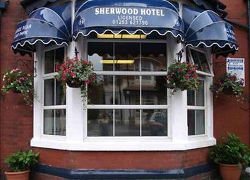 Thumbnail Hotel/guest house for sale in Sherwood Hotel, 64 Reads Avenue, Blackpool