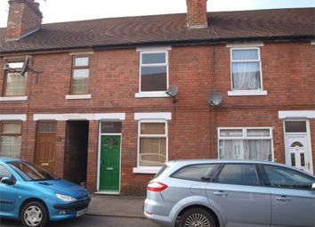 Thumbnail 3 bedroom terraced house for sale in Craven Street, Burton-On-Trent, Staffordshire