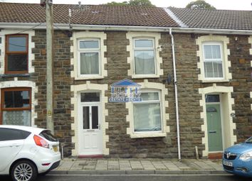 Thumbnail 2 bedroom terraced house to rent in Blaengarw Road, Blaengarw, Bridgend .